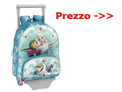 trolley frozen x asilo