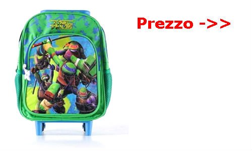 trolley zaino turtles x asilo